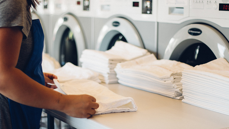 Professional Laundry Service for Your Business