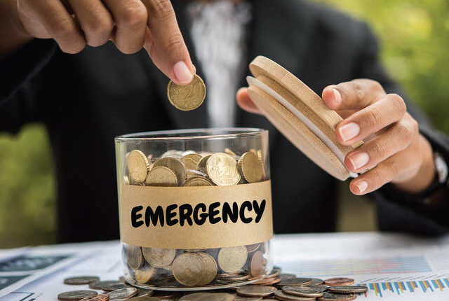Build Your Emergency Saving Fund