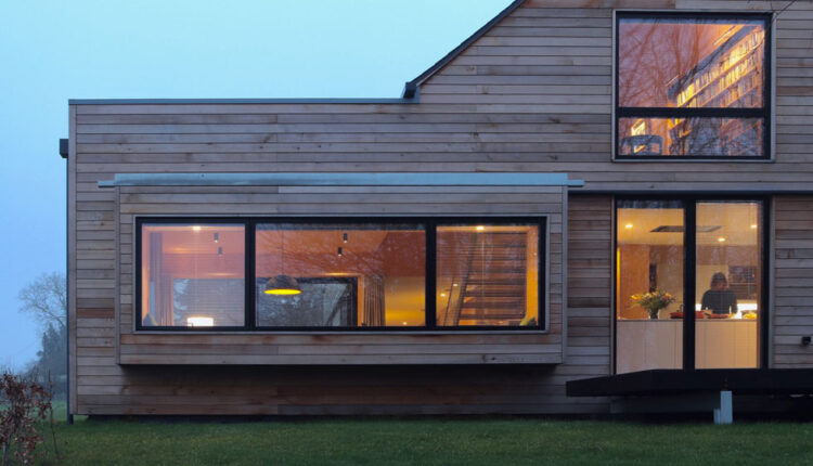 modern cladding to your home